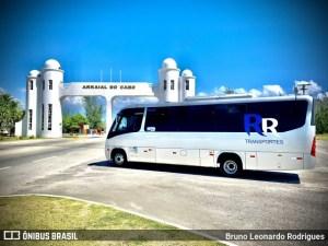 RJ: Cidades de Arraial do Cabo e Cabo Frio já estão proibindo ônibus e vans de excursão nas praias