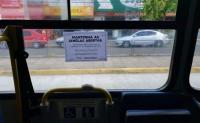 RS: Novo Hamburgo segue fiscalizando o transporte público na prevenção ao coronavírus