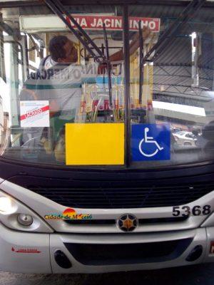 Prefeitura de Maceió realiza fiscalização e retira ônibus de circulação