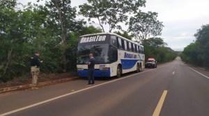 Vídeo: PRF inicia o trabalho de monitoramento de ônibus nas rodovias federais piauienses