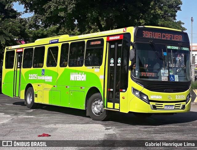 RJ: Niterói suspende a circulação de ônibus durante a madrugada
