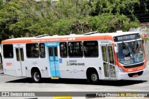 PB: Ônibus de Campina Grande devem parar na próxima semana, diz sindicato