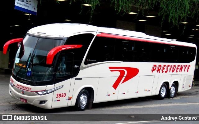Viação Presidente suspende viagens na linha Ipatinga x Belo Horizonte por conta do coronavírus