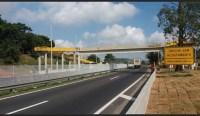 Rodovia Presidente Dutra segue com baixo movimento de veículos por conta do coronavírus