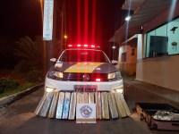 SP: Fiscalização da Polícia Militar Rodoviária apreende entorpecentes no interior