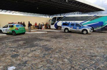 Piauí: PM apreende mais um ônibus da Trans Brasil