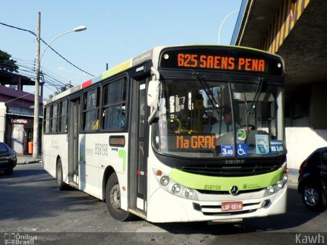 Rio: Tiroteio em Olaria obriga motorista de ônibus a retornar para evitar o confronto