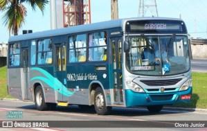 Vitória registra paralisação de rodoviários nesta segunda-feira