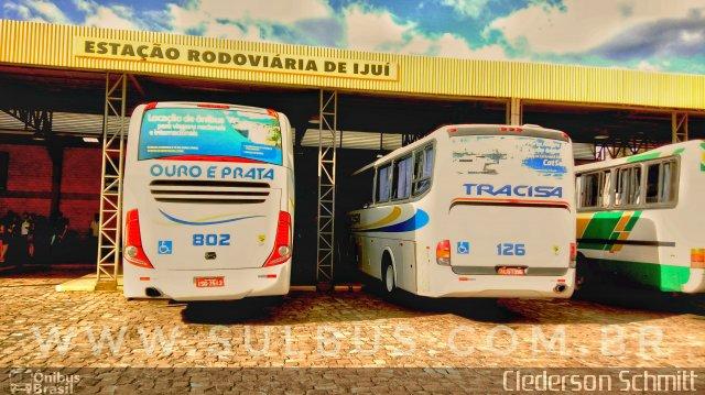 RS: Rodoviária de Ijuí recebe ação contra a Covid-19