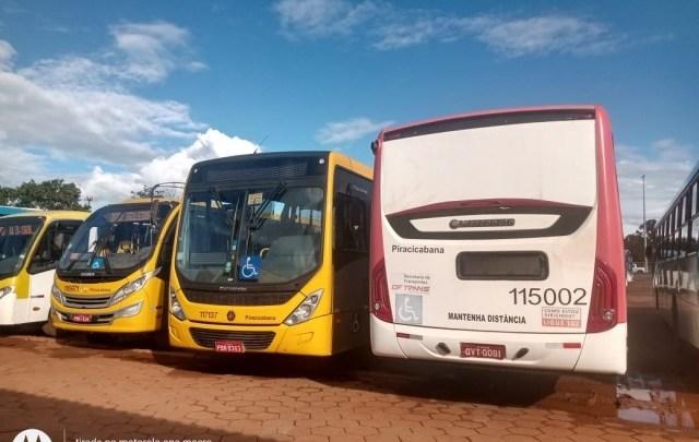 DF: Ônibus voltam a operar com 100% da frota em maio