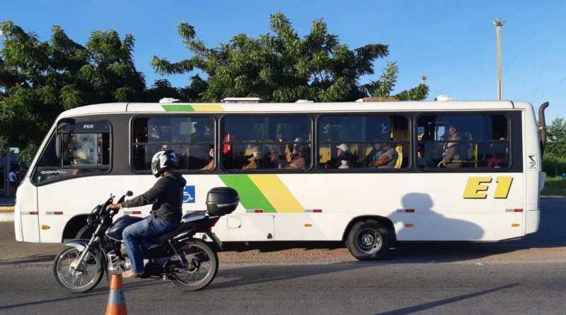 RN: PRF detém motoristas de ônibus intermunicipais por infringirem determinação legal