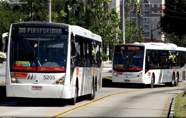 Governo de São Paulo determina o uso obrigatório  de máscara no transporte público a partir de segunda