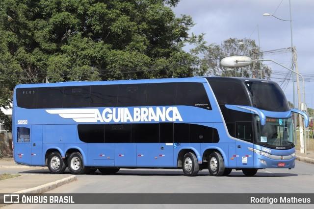 Viação Aguia Branca deverá iniciar operação no trecho Baixada Fluminense x Vitória e Vila Velha