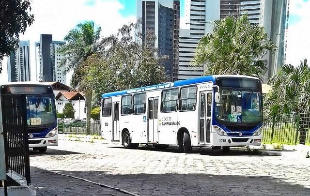 PB: Campina Grande ficará sem ônibus nesta terça-feira (21), feriado de Tiradentes