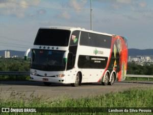 ANTT apreende ônibus pirata no Maranhão vindo de Upanema/RN