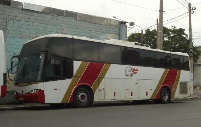 Nordeste: Ônibus clandestino é apreendido pela PM no interior do Ceará