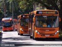 Projeto de lei prevê medidas para equilíbrio financeiro no sistema de transporte de Curitiba durante a pandemia