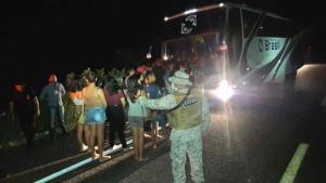 CE: Ônibus da Trans Brasil é apreendido na BR-020