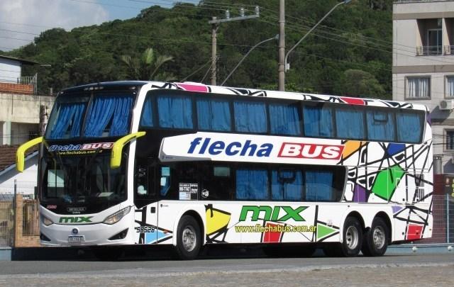 RS: Brasileiros são repatriado da Argentina e chegam em Uruguaiana de ônibus