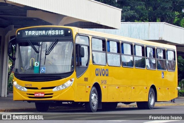 SP: Avoa paralisa operação em linhas suburbanas entre Ourinhos e Assis