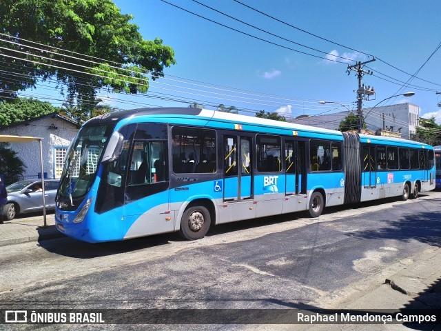 BRT Rio volta ter filas longas na Zona Oeste nesta sexta-feira