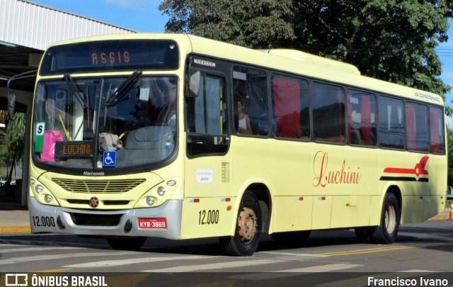SP: Empresa Ônibus Luchini retorna atividade em linha intermunicipal nesta segunda-feira