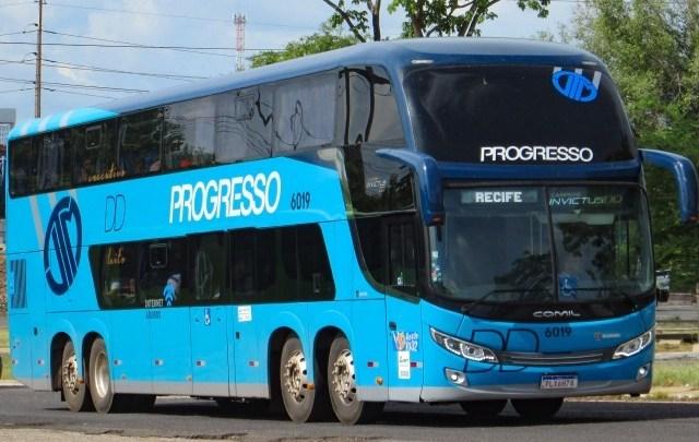 Auto Viação Progresso segue oferecendo passagem a R$ 10,00 no trecho Recife x João Pessoa