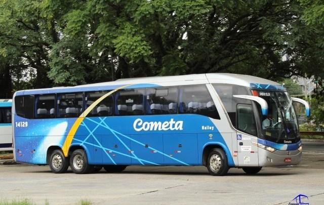 Viação Cometa não está sendo vendida, afirma o Grupo JCA
