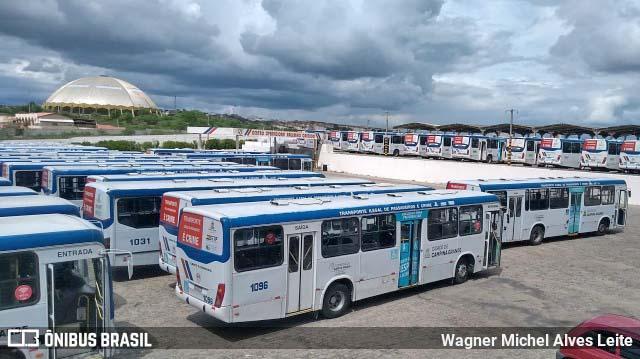PB: Ônibus de Campina Grande não circulam nesta sexta-feira, no dia do trabalhador