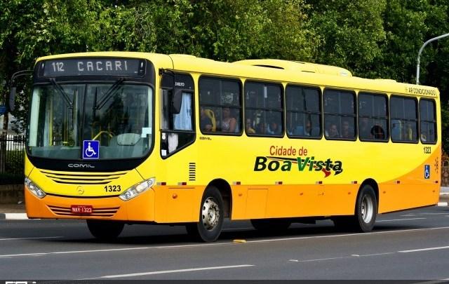 Boa Vista: Ônibus circularão com 50% da frota neste feriado do trabalhador