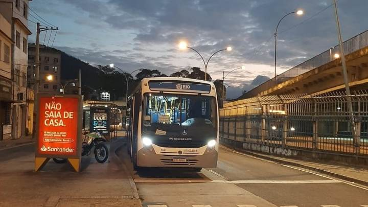 Prefeitura do Rio oferece transporte gratuito para servidores da Saúde, Guarda Municipal e Assistência Social