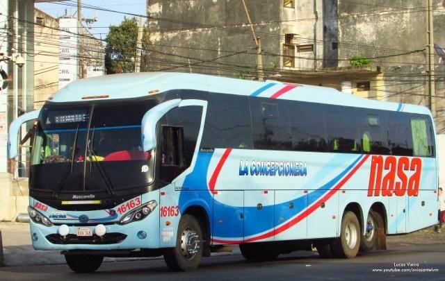 Paraguai anuncia o retorno das viagens com ônibus para o dia 5 de maio