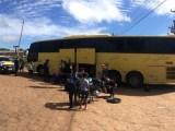 Ônibus clandestino é apreendido pela ANTT no interior do Maranhão