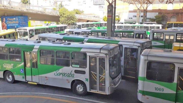 SP: Rodoviários de Sorocaba paralisam atividades nesta tarde