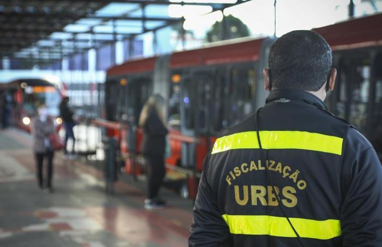 Curitiba: Urbs terá apoio do Exército para orientar passageiros nos terminais