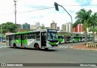 SP: Ribeirão Preto registra paralisação de rodoviários nesta manhã de segunda-feira