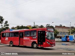 RJ: Prefeitura de Maricá gastará mais de R$ 7 milhões com aluguel de ônibus por seis meses
