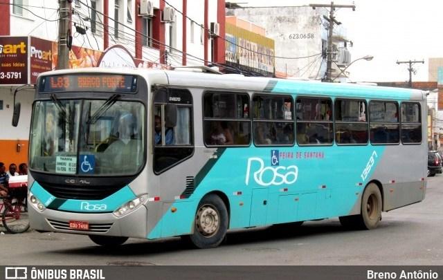Empresa Rosa Feira de Santana informa que deixará de operar na Bahia