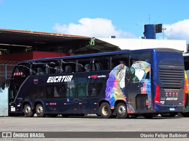 Campo Grande: Eucatur faz embarque e desembarque de passageiros fora da rodoviária