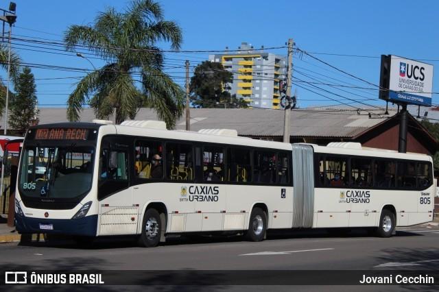 RS: Prefeitura de Caxias do Sul amplia a fiscalização de passageiros