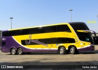 Ônibus da empresa Jarlentur é impedido de entrar no Pará