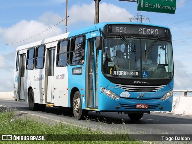 Grande Vitória: Liminar garante a circulação dos ônibus neste domingo