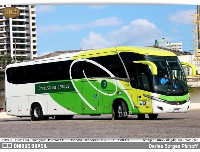 Princesa dos Campos anuncia redução de linhas de ônibus em cidades do Paraná
