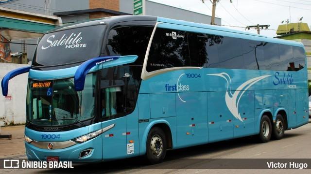 MA: Ônibus da Satélite Norte é apreendido em Caxias nesta sexta-feira (1º) de maio