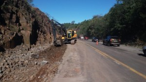 DNIT avança no Oeste de Santa Catarina com as obras de adequação de capacidade e restauração da BR-282