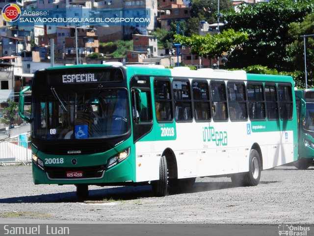 Cobrador de ônibus acaba baleado durante tiroteio no bairro Castelo Branco em Salvador