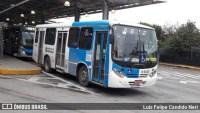 Defensoria de São Paulo solicita a Bruno Covas explicações sobre aglomerações em ônibus