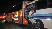 São Roque: Morreu a segunda vítima do acidente com dois ônibus na Rodovia Castello Branco