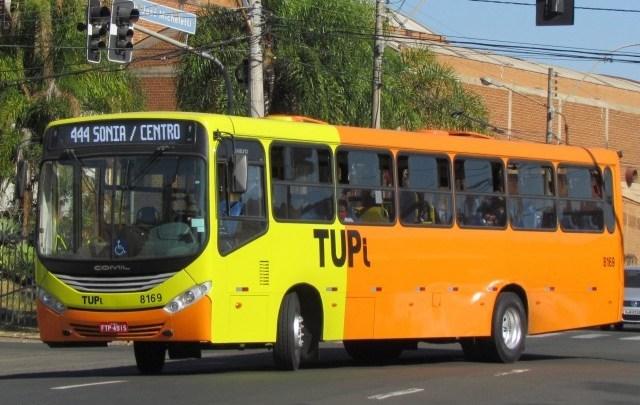 Piracicaba: Tupi disponibiliza site com horários dos ônibus