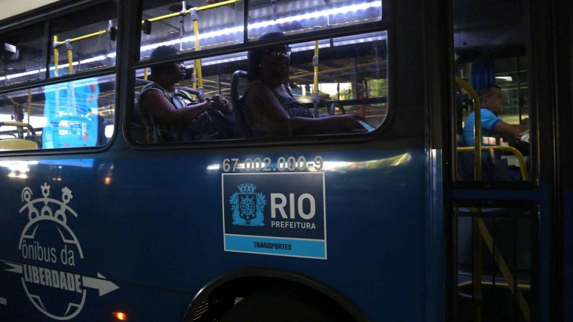 Prefeitura do Rio altera horários do transporte gratuito no combate à Covid-19